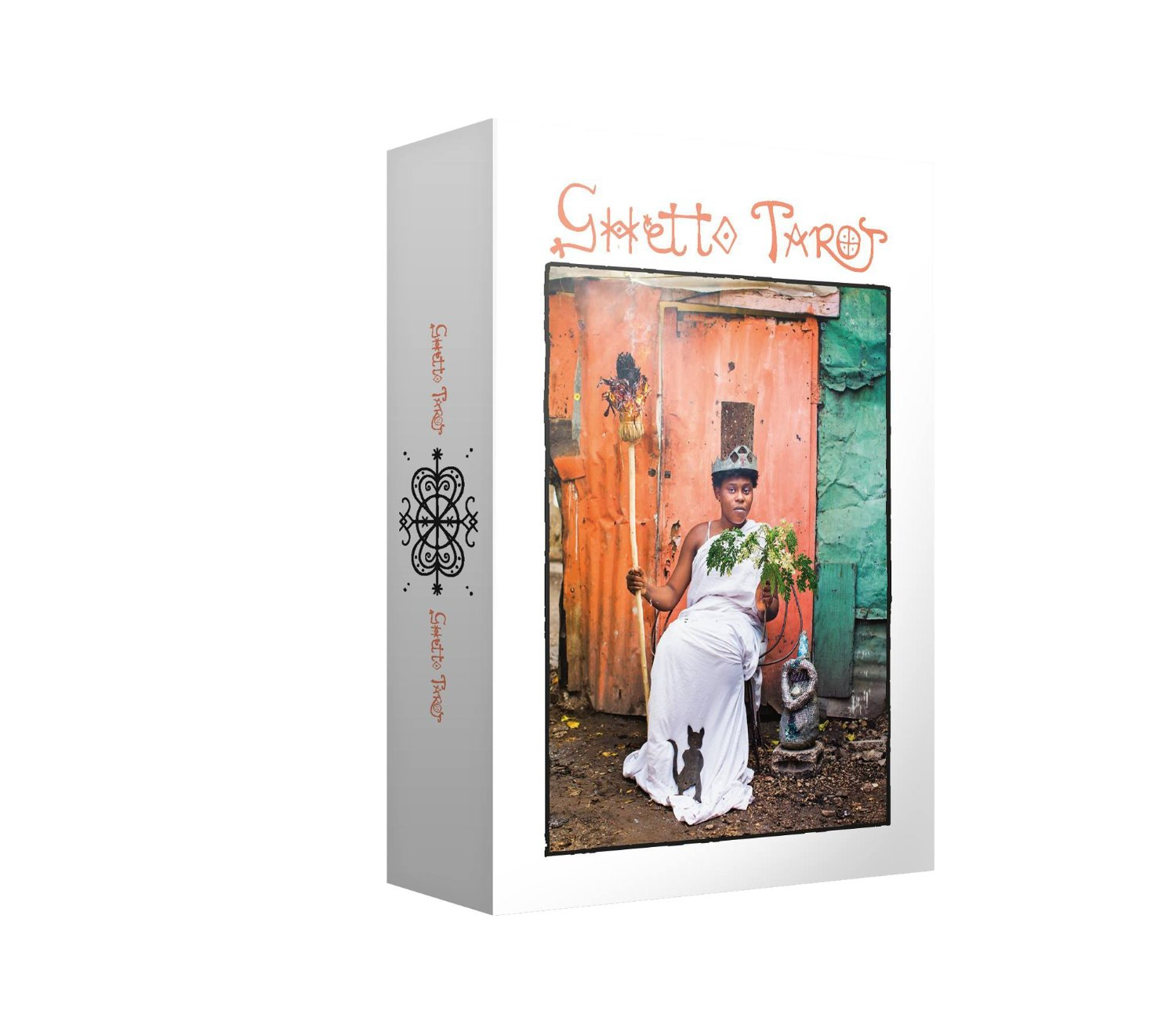 Ghetto Tarot Alice Smeets
